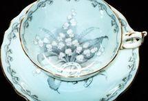Porcelán / Sklo a porcelán