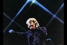 """Muziek-met-een-hart-en-een-ziel / Ik hou van muziek die in je ziel kerft. Wat je dan voelt is soms alleen pijn, vaak plezier. Boz Scaggs: """"Ask me nothing 'bout the blues'."""