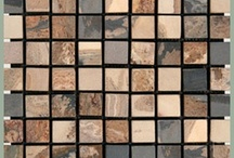 Marble and Slate Tile / A collection of 1x1 Marble Tile and Slate Tile and 2x2 configurations of the same.