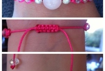 More bracelets made by me