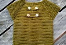 Little Crochet / by Shara