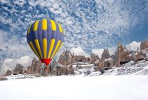 Cappadocia / Cappadocia, Turkey has to be one of the most incredible natural landscapes in the World - in fact, it is said to be the closest thing to a lunar landscape. Most Fez Travel tours visit Cappadocia:  www.feztravel.com