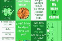 Irish for Good Luck!
