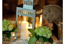 Table decor / Decoration ideas for Weddings, parties & every type of celebration