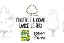 Prix National #BotanyForChange 2015-2016 / A travers le Prix Botany  for Change, lancé en novembre 2015, l'Institut Klorane invitait les étudiants en botanique, horticulture, architecture et paysage à végétaliser nos vies en imaginant le « Jardin urbain de demain ».