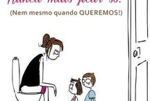 Ser mãe é