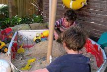 HB BY Kids Play Area / by Stefani Little Lynes