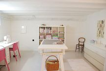 Play / Adult craft rooms, Kid play rooms + toys  / by Becky F