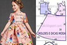 Mode enfant / vêtements, costumes...
