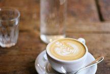 Coffee, hot drinks