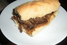 Sandwiches - Wraps