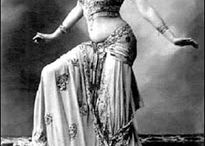 The Sensuality of Bellydance / From film, art, photos, etc. - bellydancers across the ages