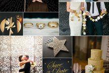 wedding 星