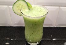 Drinking Green / by TabithaFJ -  The Prop Junkie