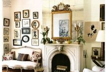 Interiors  / by Anne Thornton