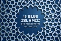 Islamic patterns 3D