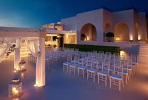 Le Ciel, Santorini wedding