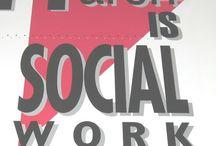 Social Work / by Amanda Plumb