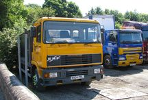 ERF -Foden -Commer Cars