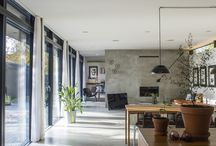Interior / Minimalism, scandinavian design, natural materials
