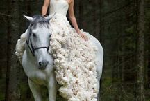 Equestrian Wedding Ideas / by Aaron Watson