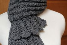 ★ CROCHET ★ Shawls and Cols / by Nienke