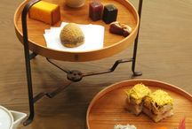 Japanese high tea  styling