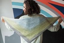 Gradient & Ombre Knit Projects / Knitting patterns for gradient and ombre looks.