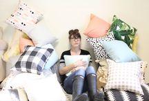 Abigail Amira Loves: Pillows & Throws / Serious pillow love