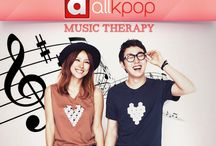 Music Therapy / by allkpop