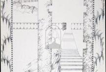 Drawings / Drawings by Jeanne Hartmann