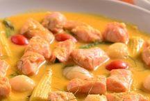 Thai food / Comida Thailandesa