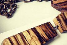 Wooden accessories