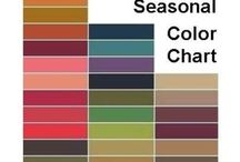 Autumn Colortype & Hourglass