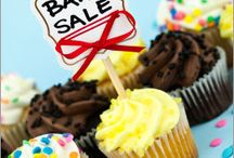 $$ Bake Sale Ideas $$ / by Shelly Gonczar