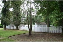 """Norwell, Massachusetts - Fences and Gates / Lovely landscaping, fences, arbors, gates, and gardens in Norwell, Massachusetts.  Turn to AVO Fence & Supply to create YOUR """"Beautiful Borders""""."""