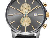 Tayroc Watch / Cutting Edge Design For The Modern Man