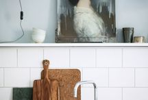 Kitchen shelf idea