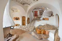Interiors organic