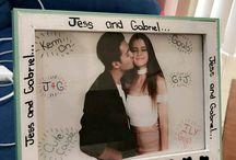 Jess & Gabriel