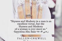 Muslimah Characters