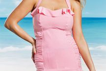 Jessica Simpson Designer Swimwear / A collection of swimwear designed by Jessica Simpson.  / by swimsuitsforall