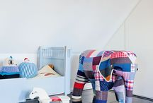 Little persons room / by Pierre Du Pisani