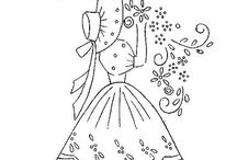 Embroidery Patterns & Designs