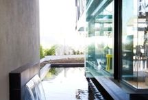 Water / For added beauty and tranquility, water features are something  to consider for your home's outdoor space.