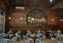 Emporio: A Meatball Joint / Appreciation for meat rolled in a ball.  craft beer & desserts. #emporio