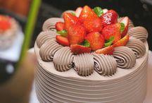 Sladké dorty a jejich zdobení