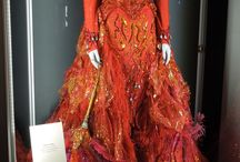 Costumes - gowns that are awesome. / from movies or worn by actresses or just amazing