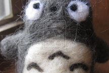 Needle Felting / something new i learned thanks to my great friend liz!  <3 u! / by Lisa So