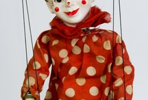 String Puppets_Marionettes